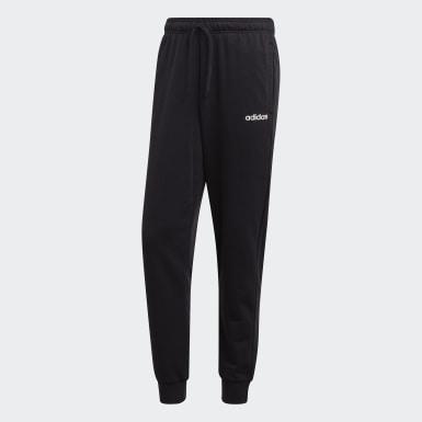 Men Lifestyle Black Essentials Pants