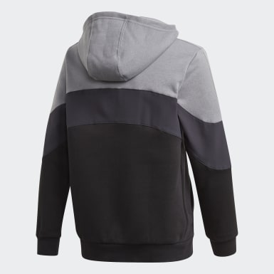 Youth Originals Grey BX-20 Hoodie