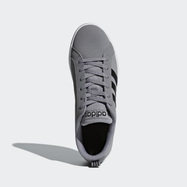Men Sport Inspired Grey VS Pace Shoes