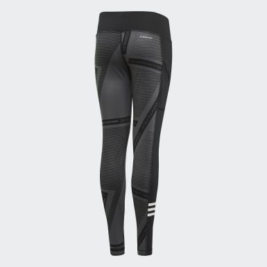 Leggings Cinzento Raparigas Ioga