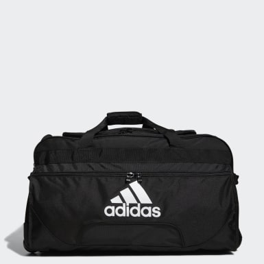 Training Black Wheeled Team Bag