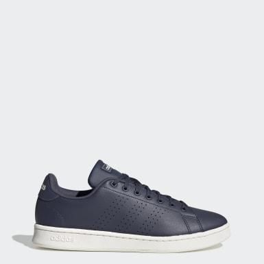 Erkek Sport Inspired Mavi Advantage Ayakkabı