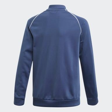 Bluza dresowa SST Niebieski