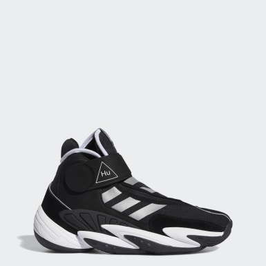 Tenis Crazy BYW Pharrell Williams Negro Hombre Basketball