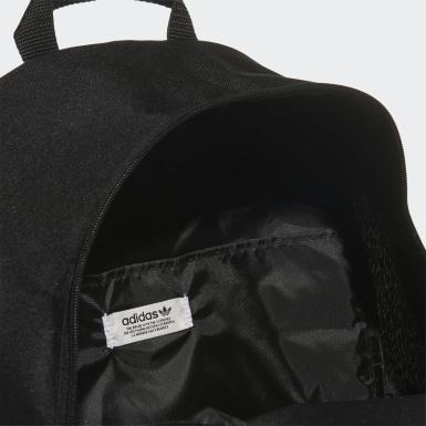Originals Sort Adicolor Large Trefoil Classic rygsæk