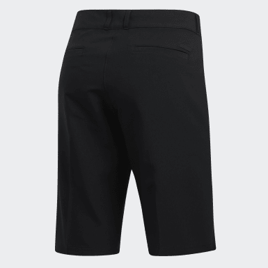 Women Golf Black Ultimate Club Bermuda Shorts