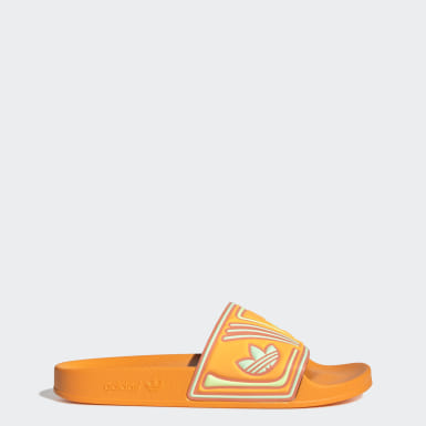 Frauen Originals Adilette Orange