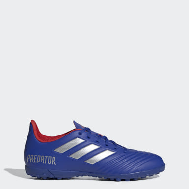 Erkek Futbol Mavi Predator Tango 19.4 Halı Saha Kramponu