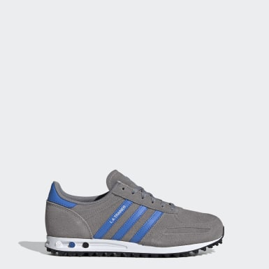Kids Originals Grey LA TRAINER J