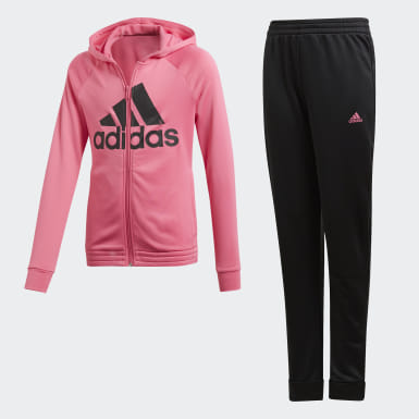 d3858d86f070 Girls' tracksuits | adidas UK