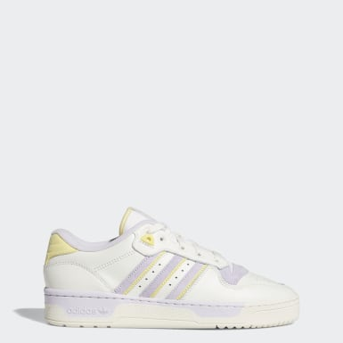 Originals White Rivalry Low Shoes