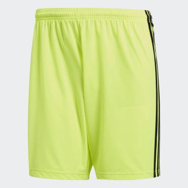 Calções Condivo 18 Amarelo Homem Futebol