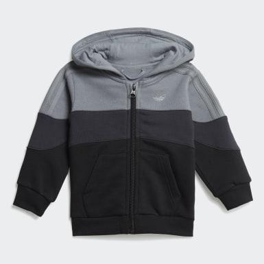 Conjunto de chaqueta y pantalón BX-20 Gris Niño Originals