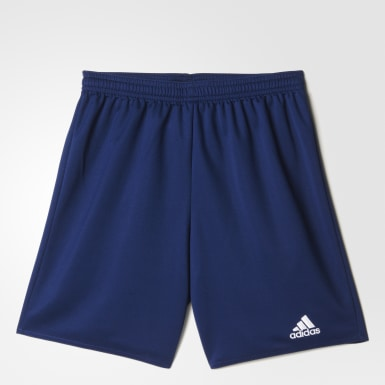Jungen Training Parma 16 Shorts Blau