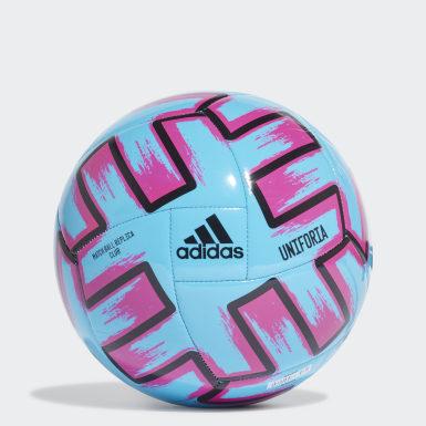 Pelota Club Uniforia Azul Fútbol