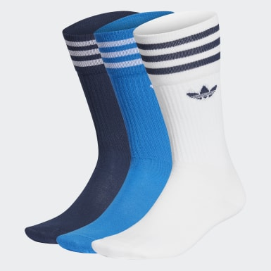 Originals White Crew Socks 3 Pairs