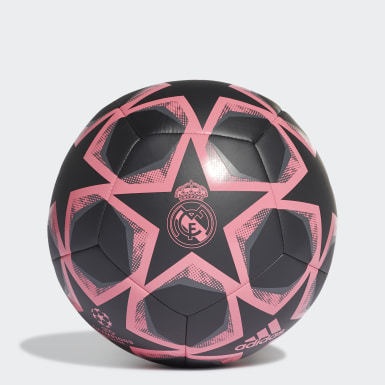 Balón Finale 20 Real Madrid Club Negro Fútbol