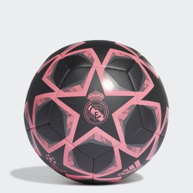 Futbal čierna Lopta Finale 20 Real Madrid Club