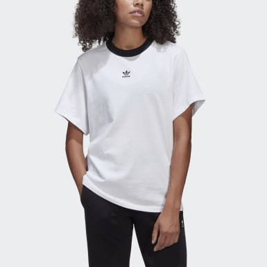 Women Originals White Essentials T-Shirt