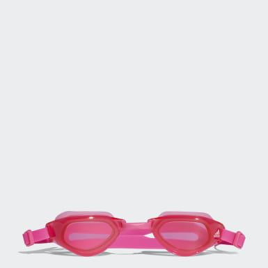 Óculos Natação Persistar Fit Não Espelhados Rosa Kids Natação