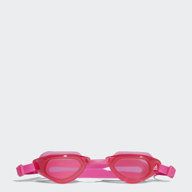 Kids Swimming Pink persistar fit unmirrored swim goggle junior