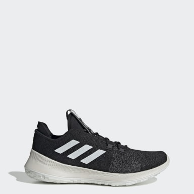 Women Running Black Sensebounce + ACE Shoes