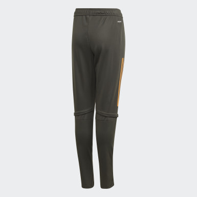 Barn Fotboll Grön Manchester United Training Pants
