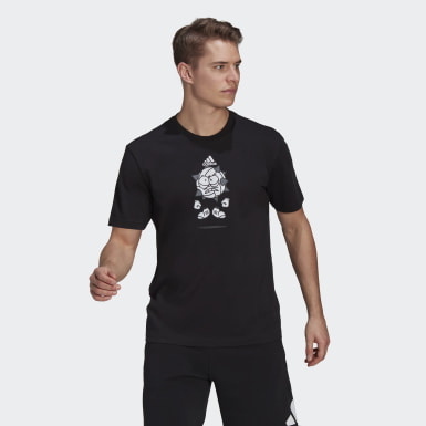 Volleyball Black Volleyball Graphic Tee