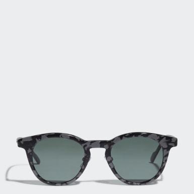 серый Очки солнцезащитные AOK002
