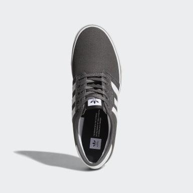 Kvinder Originals Grå Seeley-sko