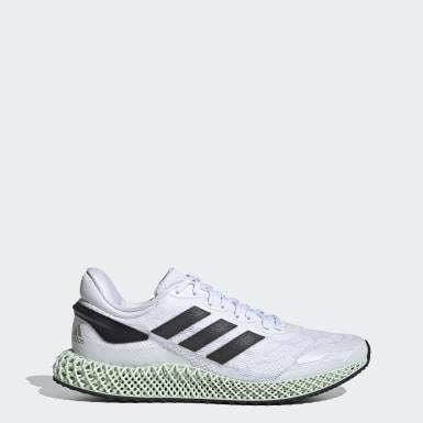 Sapatos adidas 4D Run 1.0 Branco Running