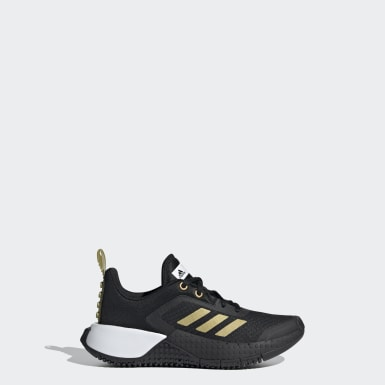 Children Running Black adidas x LEGO® Sport Shoes