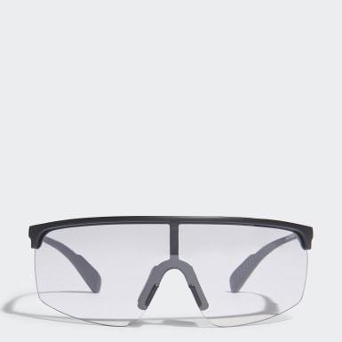 Padel-Tennis Sport Sonnenbrille SP0005 Schwarz