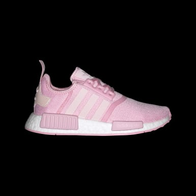 Tênis NMD_R1 (UNISSEX) Rosa Kids Originals