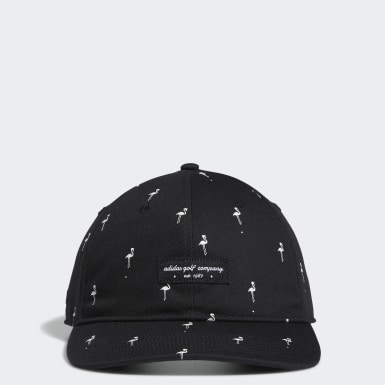 Men's Golf Black FLAMINGO HAT