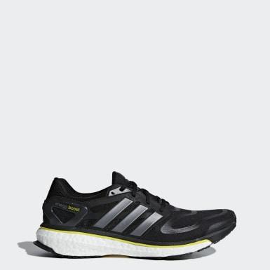 Calzado Energy Boost Negro Hombre Running