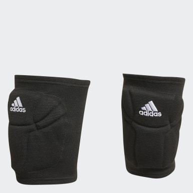 Volleyball Black Elite Volleyball Kneepads