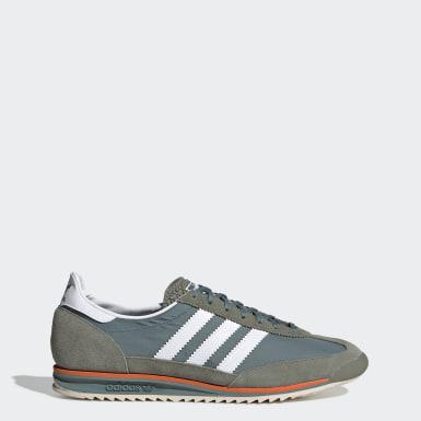 Grüne Schuhe| adidas DE