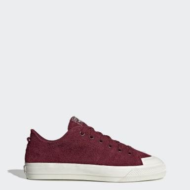 Sapatos Nizza RF Bordô Homem Originals