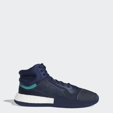 Basketball Marquee Boost Schuh Blau