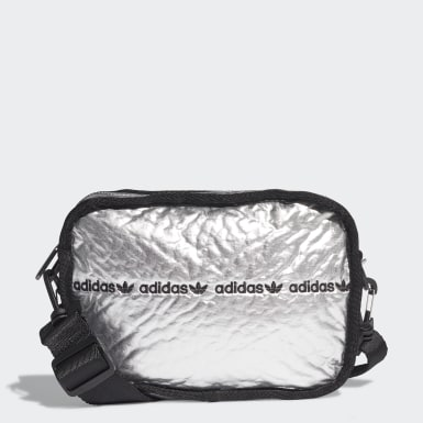Kvinder Originals Sølv Mini Airliner taske