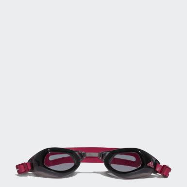 Zimní Sporty růžová Plavecké brýle adidas persistar fit unmirrored