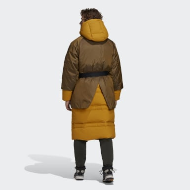 Men City Outdoor Gold Prime COLD.RDY Down Parka