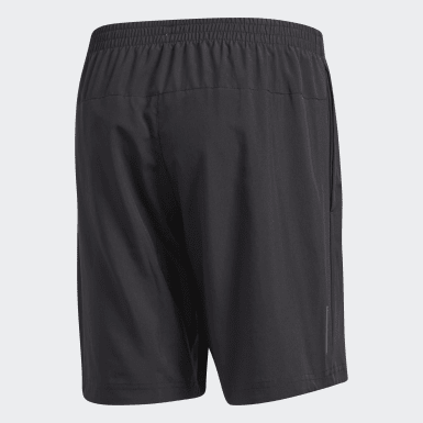Men's Running Black Run-It Shorts