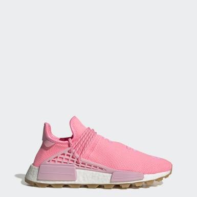 Pharrell's nieuwe kleurrijke adidas Hu Holi collectie