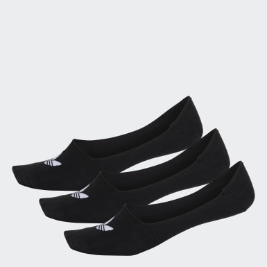 Originals Black Low-Cut Socks 3 Pairs