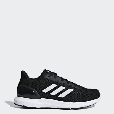 Erkek Koşu Siyah Cosmic 2 Ayakkabı
