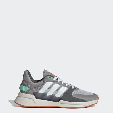 Chaussure Run 90s gris Essentials