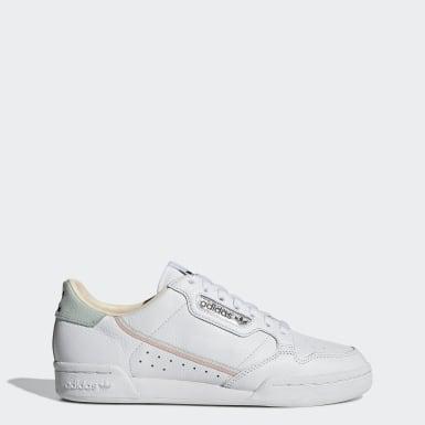 Women Originals White Continental 80 Shoes