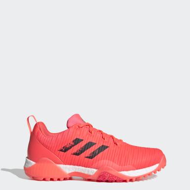 Men Golf Pink CodeChaos Golf Shoes